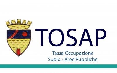 Pubblicato Regolamento e Tariffe Tosap